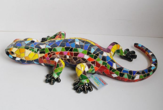 Barcino Designs Large Lizard